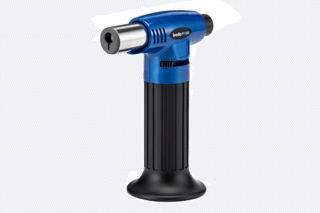 Pro-Iroda's PT-200 Rubber Finished Professional Butane Torch