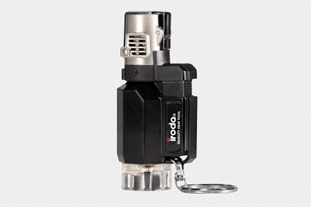 Pro-Iroda's AT-2056 High Gloss Finish Micro Jet Lighter