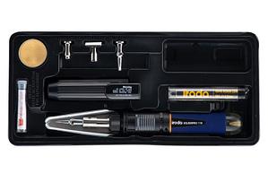 SOLDERPRO 110K Professional Butane Soldering Iron Kit from Pro-Iroda