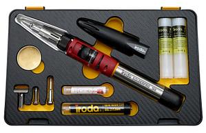 SOLDERPRO 150K Professional portable Butane Soldering Iron Kit with butane recharges from Pro-Iroda