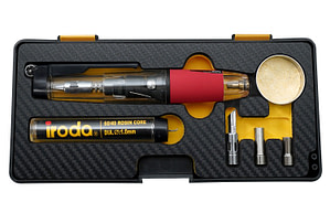 SOLDERPRO 50K Professional Butane Soldering Iron Kit from Pro-Iroda
